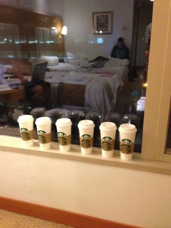 Napi kávétermelésünk